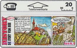 """TWK Österreich Privat: """"History / Bier 4"""" Gebr. - Austria"""