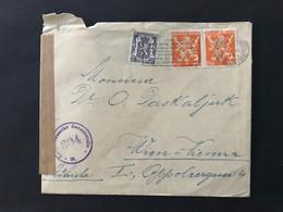 Briefomslag Heraldieke Leeuw OBP 682 (x2) - Sin Clasificación