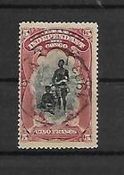 Belgisch Kongo  N° 28  Cote 55 Euro - 1884-1894 Vorläufer & Leopold II.