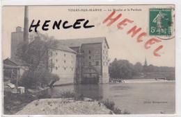 TOURS-sur-MARNE. Le Moulin Et Le Perthuis - Altri Comuni