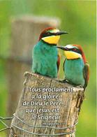 Animaux - Oiseaux - Guêpier D'Europe - Carte Neuve - CPM - Voir Scans Recto-Verso - Birds