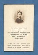 Image GENEALOGIE FAIRE PART DECES NOBLESSE COMTESSE DE CANISY CONTADES GIZEUX 1861 1922 - Avvisi Di Necrologio