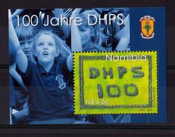 2009 UMM M/S 20 Years Dhps - Namibia (1990- ...)