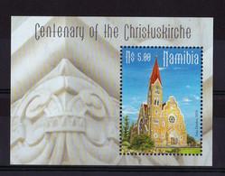 2010 UMM M/S Century Of Christuskirche - Namibia (1990- ...)