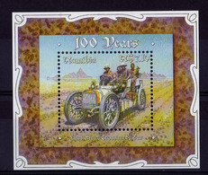 2009 UMM M/S 100 Years First Car Crossing Africa - Namibia (1990- ...)