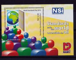 2010 UMM M/S World Standards Day - Namibia (1990- ...)