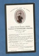 Image GENEALOGIE FAIRE PART DECES NOBLESSE COMTESSE DE BARTHELEMY D HASTEL - Avvisi Di Necrologio