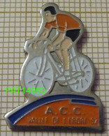 ACC   VALLEE De L' ERDRE 1992   CYCLOTOURISME  VELO CYCLISME LA CHAPELLE Sur ERDRE Dpt 44 - Ciclismo