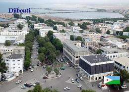 Djibouti City Overview New Postcard - Djibouti