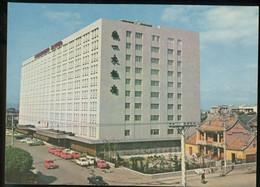 Taipeh  臺北市 PRESIDENT HOTEL Formosa Taiwan Postcard - Formosa