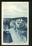 Cartolina Eufemia D`Aspromonte, Corso Vittorio Veneto - Otras Ciudades