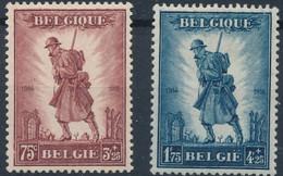 [* SUP] N° 351/52, Infanterie - La Série Complète - Cote: 160€ - Unclassified