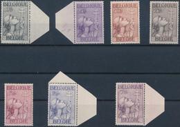 [** SUP] N° 377/83, 'Croix De Lorainne', La Série Complète - Cote: 985€ - Unclassified