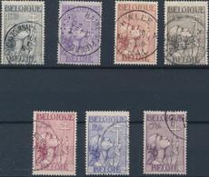 [O SUP] N° 377/83, Croix De Lorainne - La Série Complète - Cote: 210€ - Unclassified