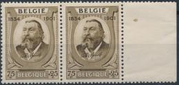 [** SUP] N° 385, Peter Benoit - Paire Bdf - Cote: 35€ - Unclassified