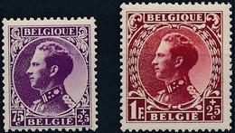 [** SUP] N° 391/93, Leopold III - La Série Complète - Cote: 40€ - Unclassified