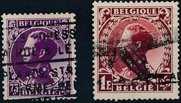 [O SUP] N° 391/93, Leopold III - La Série Complète - Cote: 12€ - Unclassified