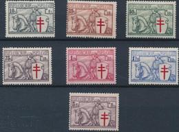 [* SUP] N° 394/400, Chevaliers, La Série Complète - Légères Traces - Cote: 175€ - Unclassified
