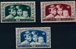 [** SUP] N° 404/06, Enfants Royaux - La Série Complète - Cote: 20€ - Unclassified