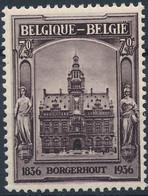[** SUP] N° 436, Borgehrout, Le Timbre Du Bloc - Fraîcheur Postale - Cote: 60€ - Unclassified