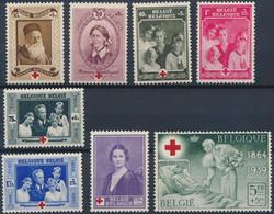 [** SUP] N° 496/03, Croix-Rouge - La Série Complète - Cote: 42€ - Unclassified