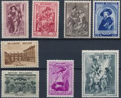 [** SUP] N° 504/11, Rubens - La Série Complète - Cote: 150€ - Unclassified