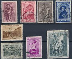 [O SUP] N° 504/11, Rubens - La Série Complète - Cote: 45€ - Unclassified