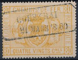 [O SUP] TR5 (sans Trou), Obl Linéaire De Courtrai - Cote: 75€ - Zonder Classificatie