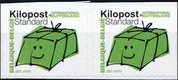 [** SUP] Ki21+21a, Economy - En Paire - Cote: 58€ - Zonder Classificatie