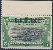 [** SUP] N° 40, 5c Vert - Fraîcheur Postale. Signé Jean Baete - Cote: 48€ - 1894-1923 Mols: Mint/hinged