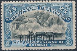 [** SUP] N° 43, 25c Bleu - Fraîcheur Postale - Cote: 22€ - 1894-1923 Mols: Mint/hinged