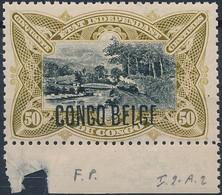 [** SUP] N° 45, 50c Olive - Fraîcheur Postale - Cote: 22€ - 1894-1923 Mols: Mint/hinged