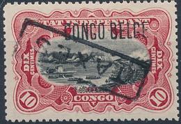 [* SUP] TX18, 10c Carmin - Tirage Des Princes - 1894-1923 Mols: Mint/hinged