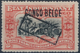 [* SUP] TX24, 3,50 Rouge - Tirage Des Princes - 1894-1923 Mols: Mint/hinged