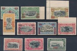 [** SUP] N° 85/94, Récupération, La Série Complète - Fraîcheur Postale - Cote: 90€ - 1894-1923 Mols: Mint/hinged