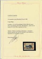 [** SUP] N° 87A, 15c/50c Surcharge CONGO BELGE - Fraîcheur Postale Et Certificat Kaiser - Cote: 190€ - 1894-1923 Mols: Mint/hinged