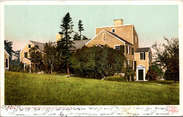 New Hampshire Portsmouth Old Wentworth House 1908 Detroit Publishing - Sonstige