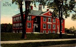 New Hampshire Exeter Tuck High School Curteich - Sonstige