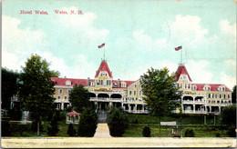 New Hampshire Weirs Hotel Weirs 1909 - Sonstige