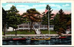 New Hampshire Lake Winnipesaukee Alton Bay Oak Birch Inn - Sonstige
