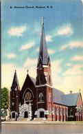 New Hampshire Nashua St Aloysius Church - Nashua