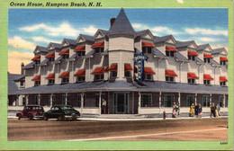 New Hampshire Hampton Beach The Ocean House - Sonstige