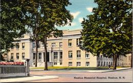 New Hampshire Nashua Memorial Hospital - Nashua