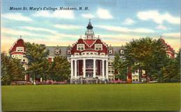 New Hampshire Hooksett Mount St Mary's College - Sonstige