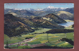 Österreich - STATION MARIAZELL - Erlaf-See - Dürrensteingruppe - Mariazell