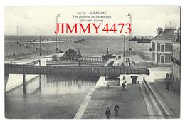 CPA - SAINT NAZAIRE 44 Loire Inf. - Vue Générale De L'Avant Port ( Nouvelle Entrée ) N° 137 Bis - Coll. Delaveau - Saint Nazaire