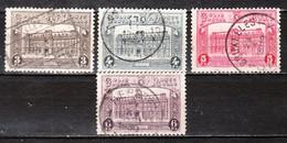 TR170/73  Hôtel Des Postes à Bruxelles - Série Complète - Oblit. - LOOK!!!! - 1923-1941