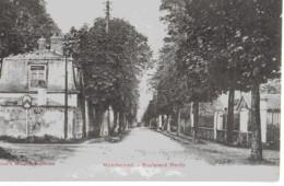 MONTFERMEIL - BOULEVARD HARDY - VERS 1900 - Montfermeil