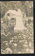 AULUS-les-BAINS  Ariège- Monument Des Morts-Inauguration Aout 1924-mentionée Au Verso Scanné - Altri Comuni