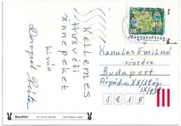 B8250 Hungary Religious Holiday Easter Egg Animal Rabbit - Pascua